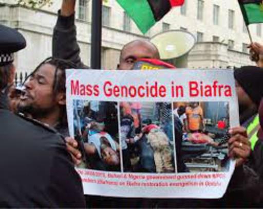 Please help save Christian Biafran child from Nigeriarsquos death dungeon